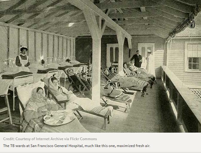 Tuberculosis UCLA story